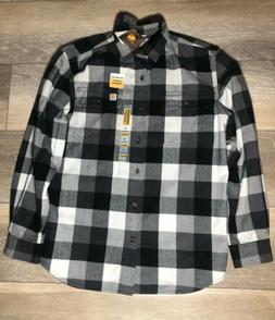 Men's CARHARTT Black Flannel