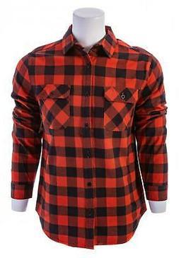 BURTON Men's Brighton Flannel Button Up Shirt