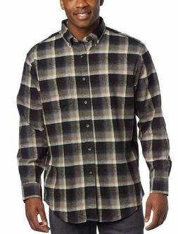 Pendleton Men's Cotton Mason Flannel Shirt Button-up, Variet