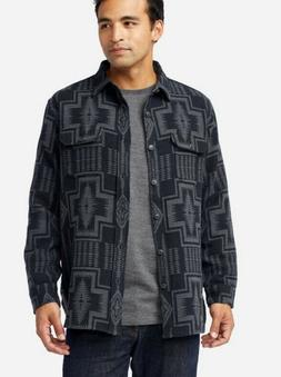 Pendleton MEN'S DOUBLESOFT FLANNEL BEACH SHIRT New with tags