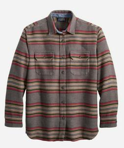 Pendleton MEN'S DOUBLESOFT FLANNEL DRIFTWOOD SHIRT New w/tag