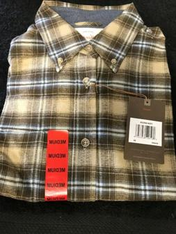 Weatherproof Men's flannel shirt Medium