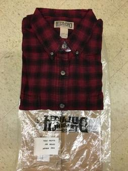 Men's Flannel Shirt, size XL Tall. DULUTH TRADING COMPANY. R