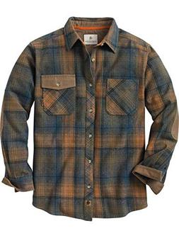 Legendary Whitetails Men's Harbor Heavyweight Woven Shirt