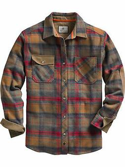 men s harbor heavyweight woven shirt