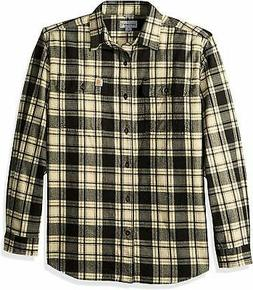 Carhartt Men's Hubbard Plaid Flannel Shirt - Choose SZ/Color
