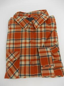 Magpul Men's Logger Plaid Flannel Woven Shirt XXL Long Sleev