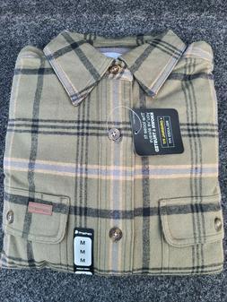 Carhartt Men's Long Sleeve Cotton 100% Pocket Work Shirts Fl