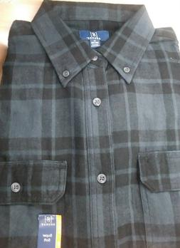 George Men s Long Sleeve Flannel Shirt NWT