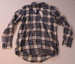 men s long sleeve stratton flannel shirt
