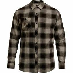 Fox Racing Men's Longview Flannel Button Down Shirt