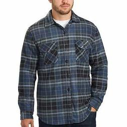 Freedom Foundry Men's Plaid Super Plush Jacket Shirt