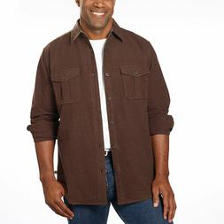 Men's Dakota Grizzly Ranger Chamois Long Sleeve Flannel Shir