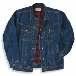 Men's Wrangler Rugged Wear Flannel Lined Jacket - RJK32AN