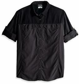 Columbia Men's Silver Ridge Blocked Long Sleeve Shirt - Choo