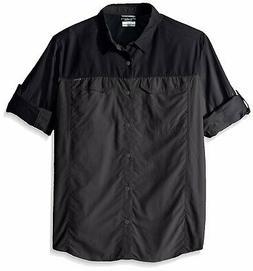 Columbia Men's Silver Ridge Blocked Long Sleeve Shirt