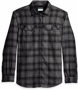 Columbia Men's Silver Ridge Flannel Long Sleeve Shirt