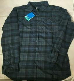 Men's Columbia Silver Ridge Flannel Omni-Wick Evaporation Sh