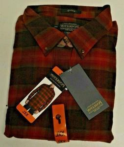 Pendleton Men's Size XXL Mason Lister Plaid Flannel