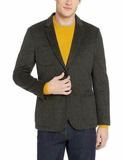 Goodthreads Men's Slim-Fit Wool Blazer, Charcoal,  - Choose