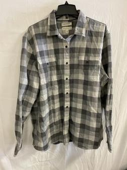 Goodthreads Men's Standard-Fit Long-Sleeve Flannel Shirt, Gr