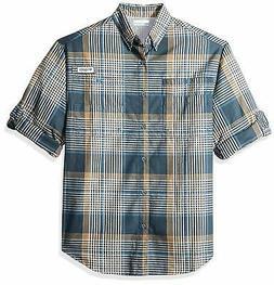 Columbia Men's Tamiami Flannel Long Sleeve Shirt - Choose SZ