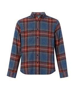 Woolrich Men's Twisted Rich Ii Flannel Shirt - 100% Organic