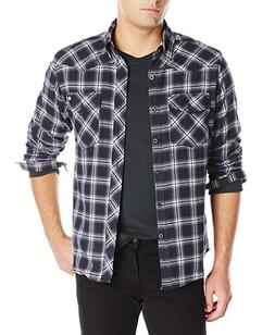 Dickies Men's Western Flannel Shirt, CHECK FOR COLOR & SIZE