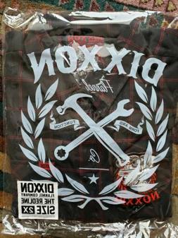 Dixxon Flannel Men's XXL The Redline