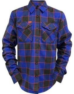 Dixxon Men's 3XL Flannel The Voorhees Friday the 13th Limi