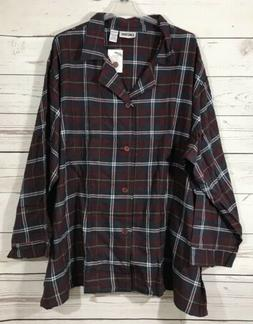 mens 5xl brand long sleeve button down