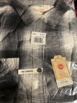 Men's Urban Pipeline Awsomely Soft Ultimate Flannel Gray B