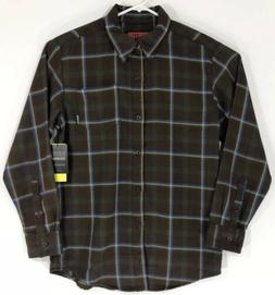 Burton Mens Dryride Havoc Tec Flannel Shirt Ride High Keef B
