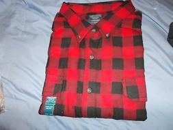 Faded Glory Mens Flannel Shirt 3XL 54-56 Button Down Long Sl