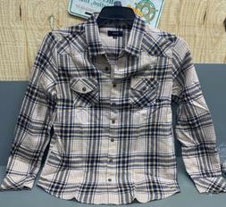 NUTEXROL Mens Flannel Shirt Casual Cotton Plaid