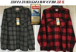 mens flannel shirt relaxed fit breathe dri