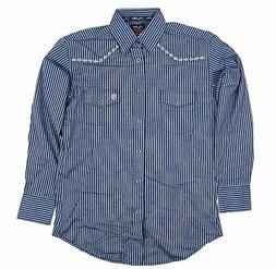 Mens Wrangler George Strait Collection Long Sleeve Shirt