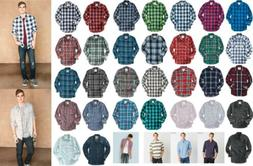 Aeropostale Mens Long Sleeve Button Down Shirts XS,S,M,L,XL,
