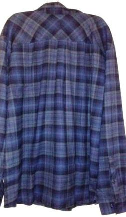 Columbia Men's Silver Ridge Plaid Long Sleeve Flannel Shir