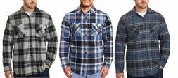Freedom Foundry Men's Super Plush Shirt Jacket