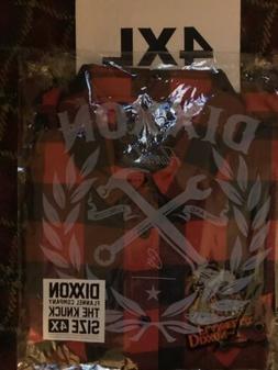 New Dixxon Flannel knuck  4XL