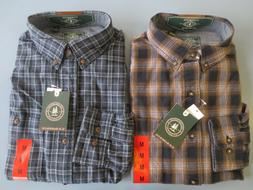 New G. H. Bass & Co Men's Flannel Shirts M