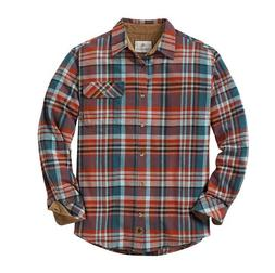 NEW Legendary Whitetails Men's Buck Camp Flannel Shirt Barnw
