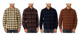 NEW!! Orvis Men's Big Bear Flannel Plaid Button Down Shirt V