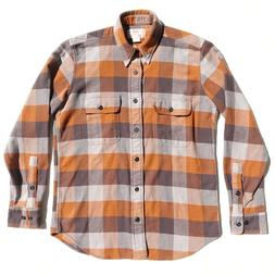 NEW WITH TAGS FILSON FLANNEL WORK SHIRT Mens Medium/Large