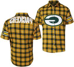 Forever Collectibles NFL Mens Green Bay Packers Color Block