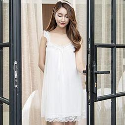 Wall of Dragon Night Dress Women Nightgowns Modal Sexy Spagh