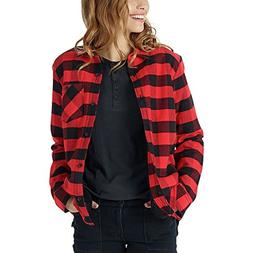 BURTON NUTRITION Burton Grace Sherpa Flannel Shirt - Women's