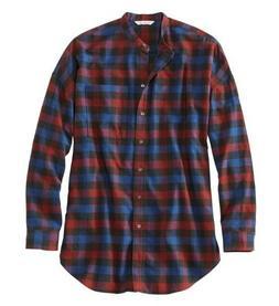 NWT!!! LL Bean Signature Lightweight Flannel Oversized Shirt