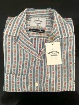 NWT Portuguese Flannel Puerto Camp Shirt Size XS